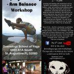 Workshop 2016 06 25 Downdogz yoga studio