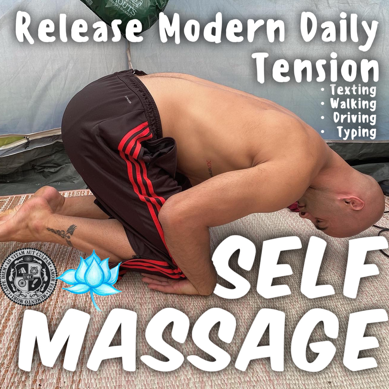 RELEASE NERVES & MUSCLES